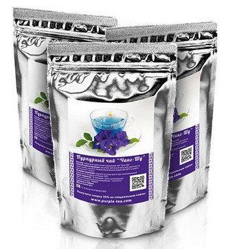 Пурпурный чай чанг шу купить в пензе хабаровск