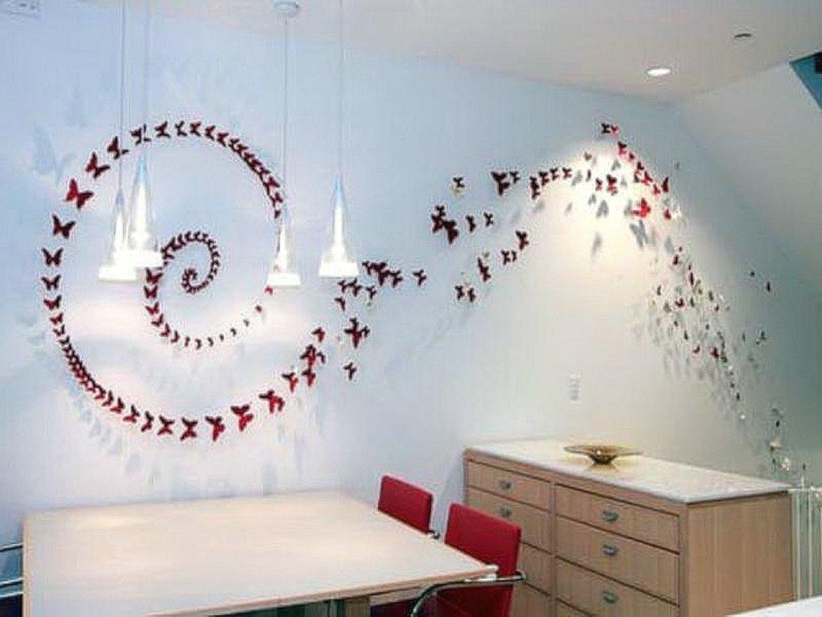 Декор комнаты своими руками - 12 лучших идей, красивый декор 66