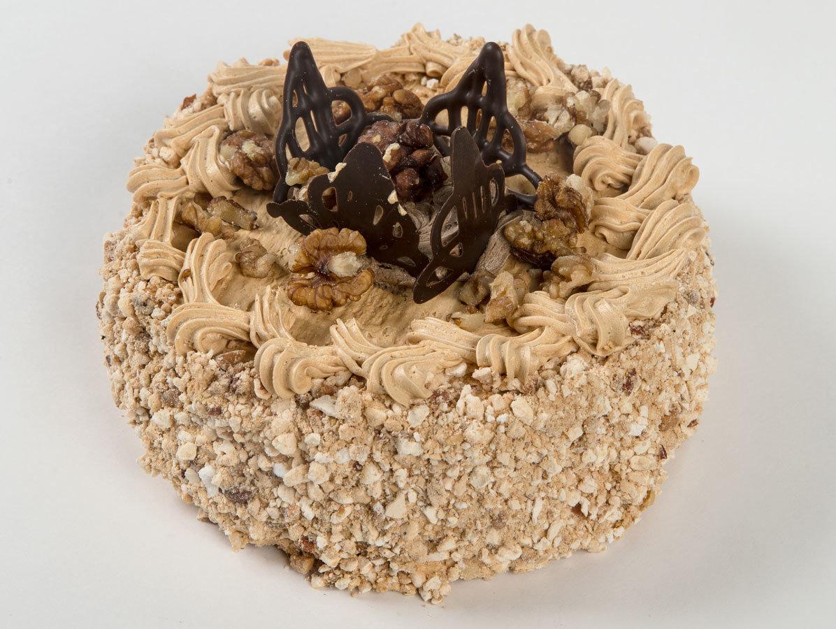 Как сделать торт из безе и орехов
