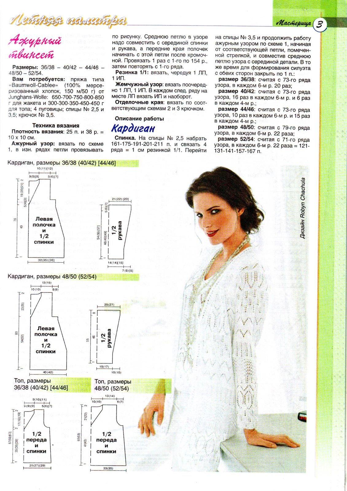 Как связать кардиган спицами для женщин фото с описанием и схемами