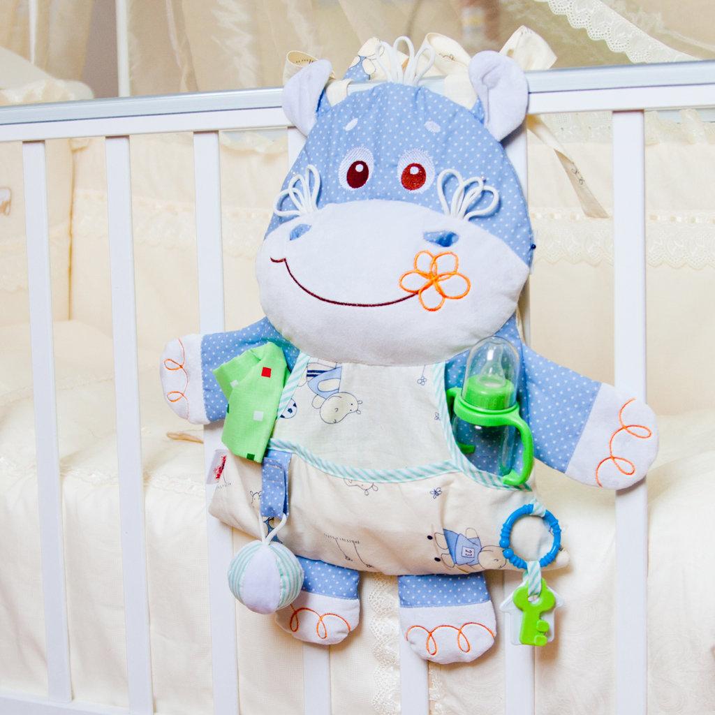 Шьем игрушки для новорожденных своими руками 91