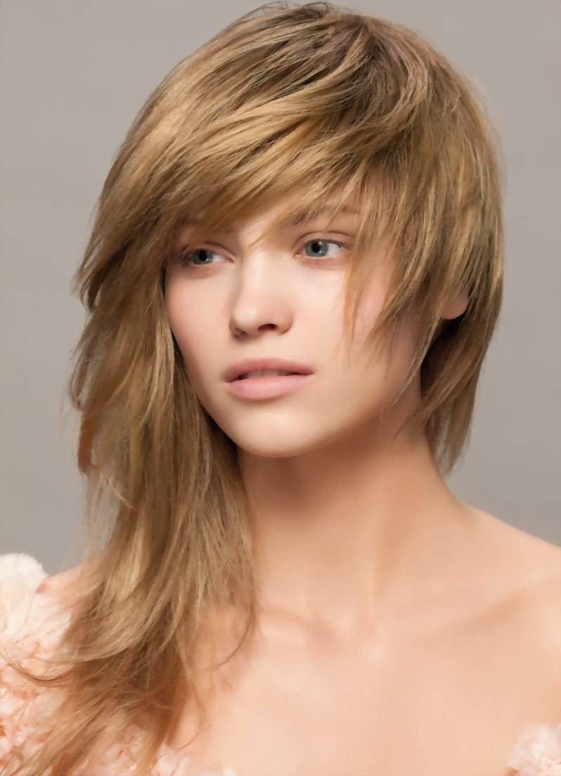 Женские стрижки на волосы разной длины