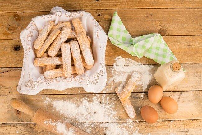 Савоярди рецепт в домашних условиях с фото