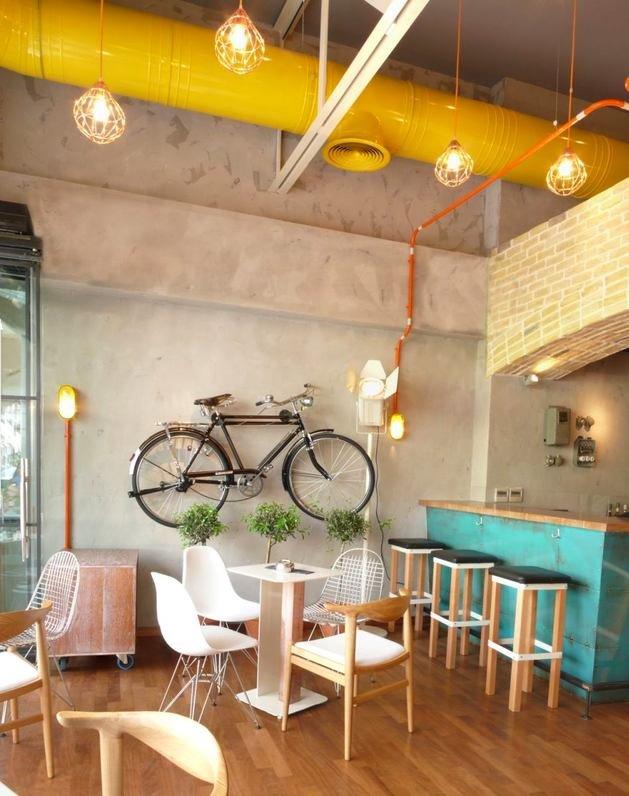 Интерьер кафе своими рука 611
