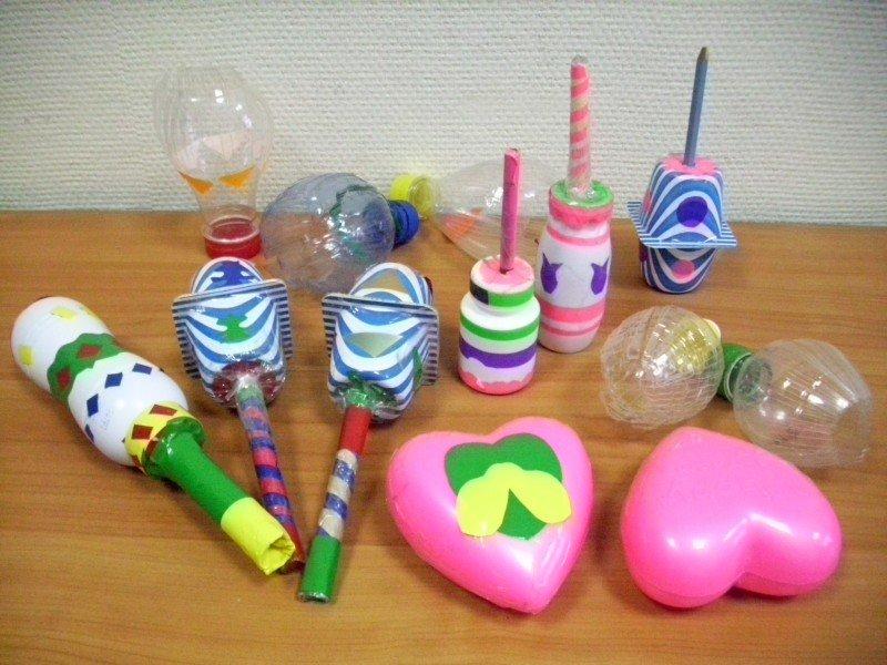 Сделать музыкальный инструмент для детского сада своими  589