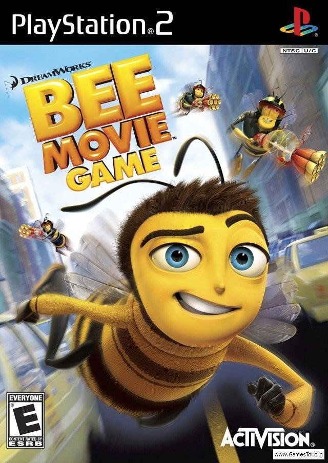 Bee Movie - Game 2 Play Online - Play Free Games Online