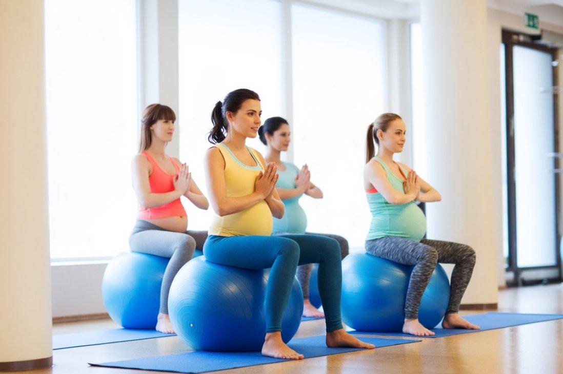 Фитнес для беременных в ярославле 22