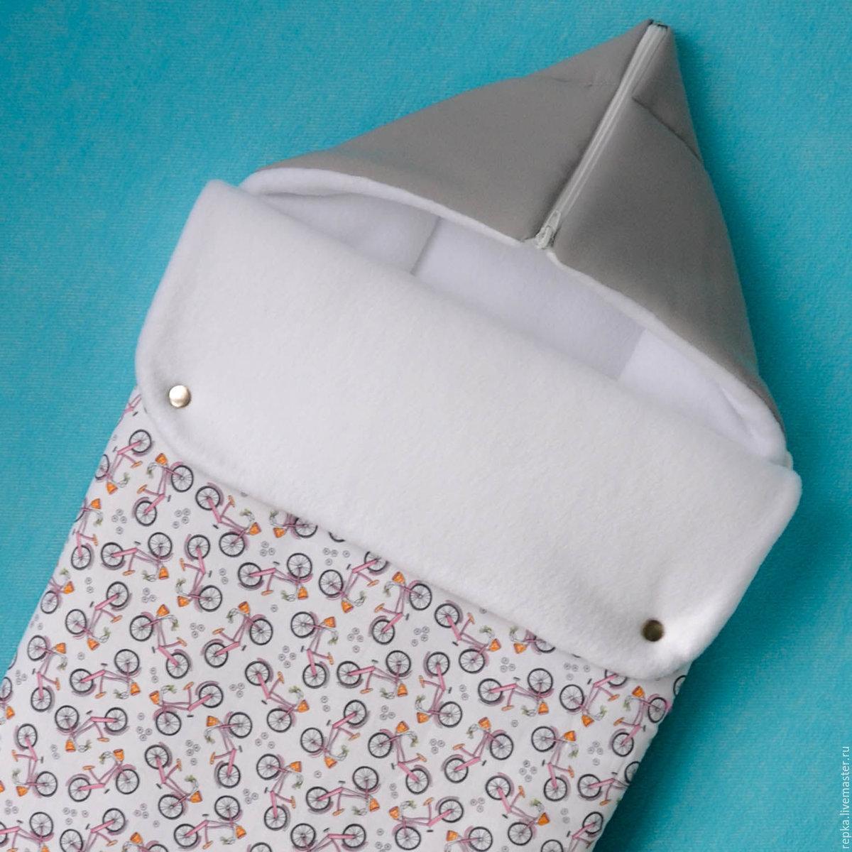 Как сшить конверт для новорожденного своими руками мастер класс