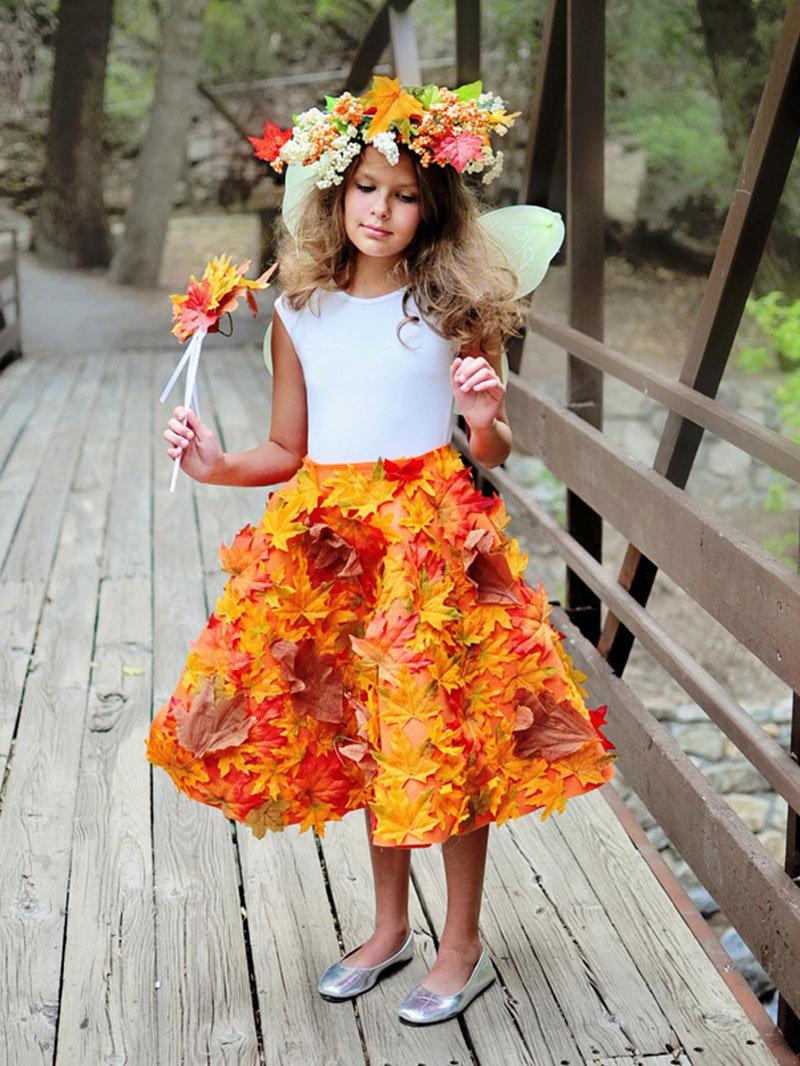 Детские платья своими руками мисс осень 87