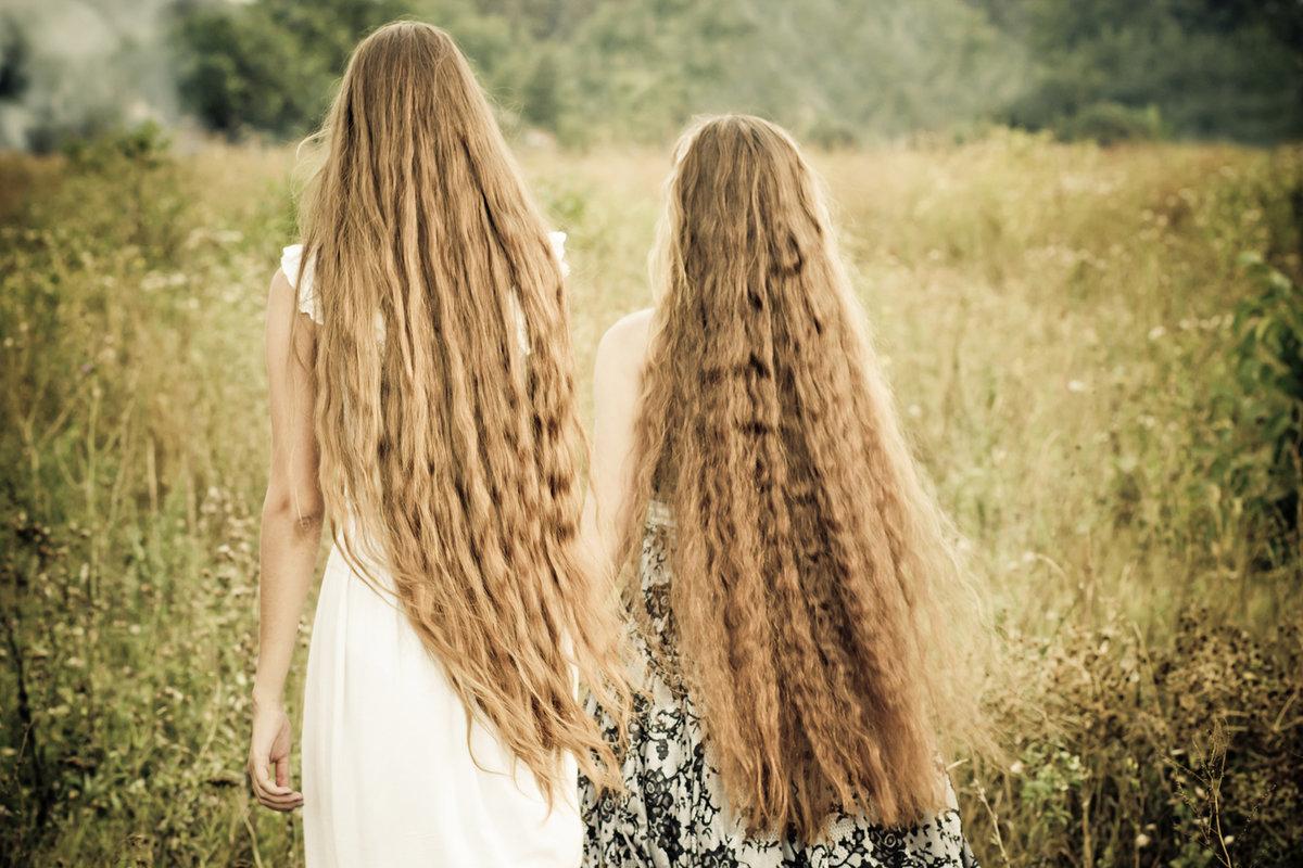 В чём сила волос