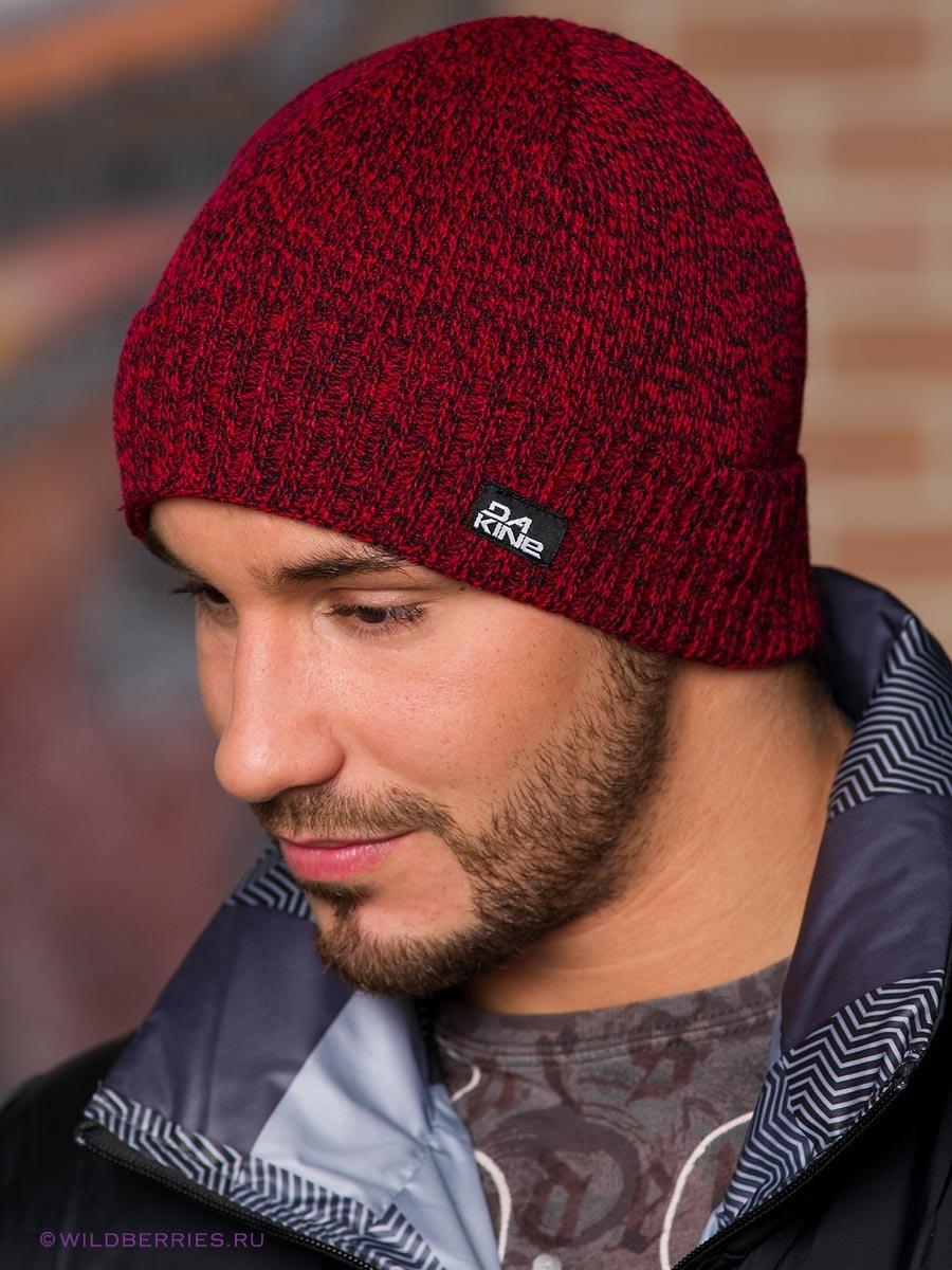 Вязание модных мужских шапок