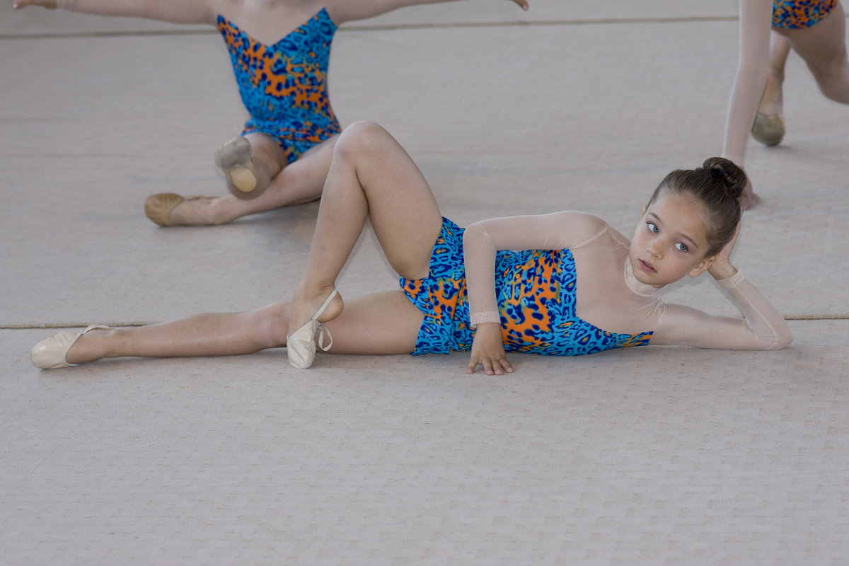 Фото детей девочек спортсменок