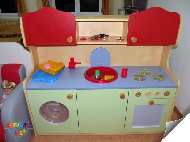 Детская кухня для детского сада своими руками 41