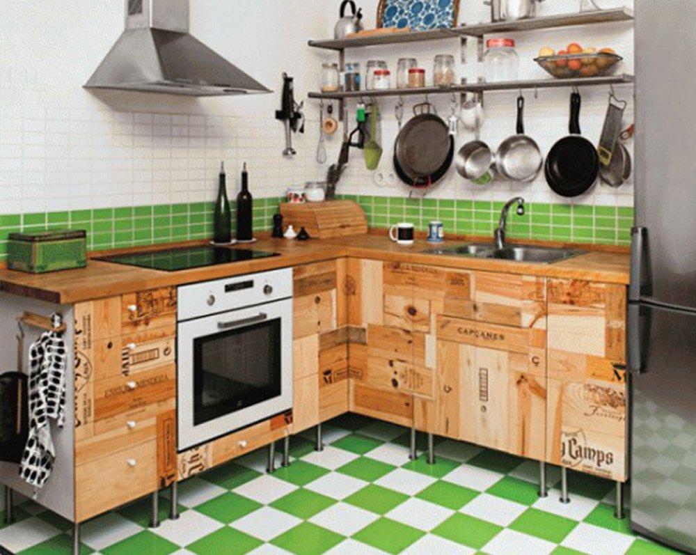 Делаем своими руками кухонный гарнитур 9890