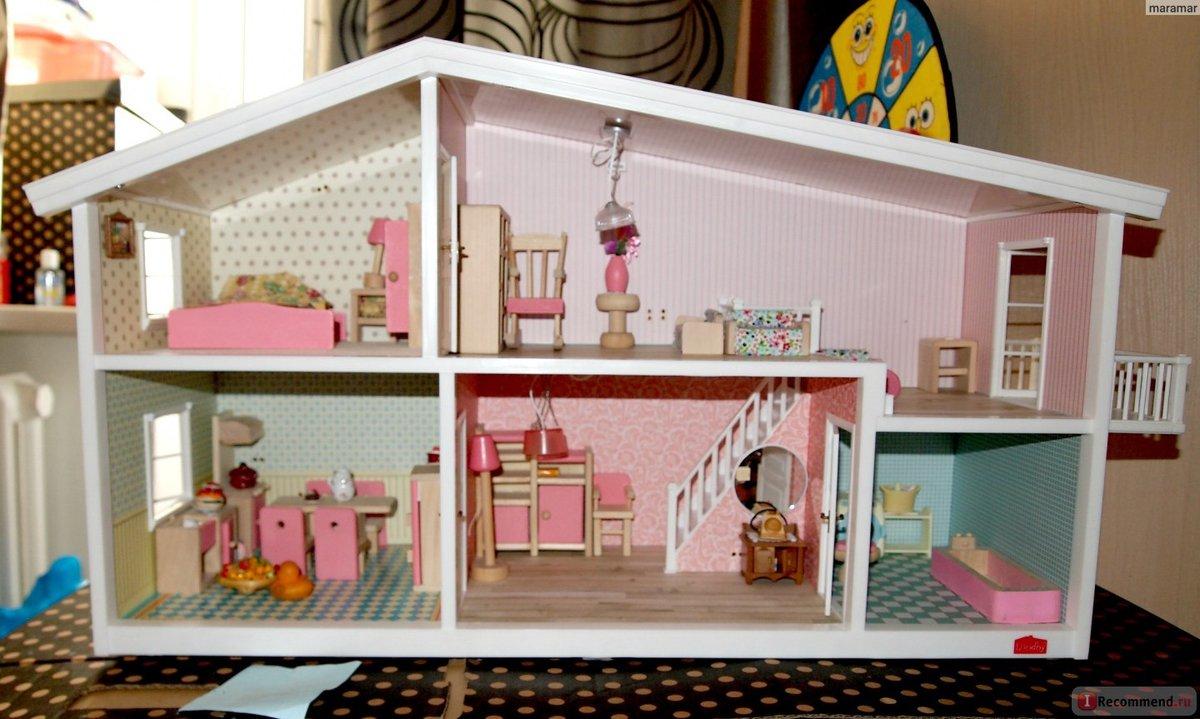 Картинки кукольного домика своими руками 603