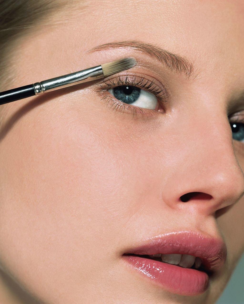 Удачный макияж для глаз