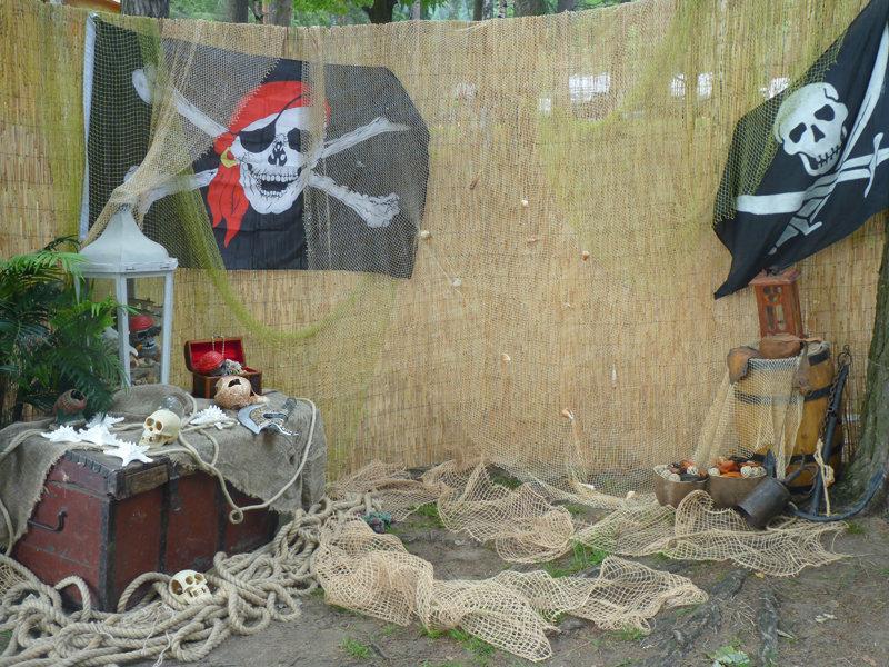 Пиратский интерьер своими руками на день рождения 55