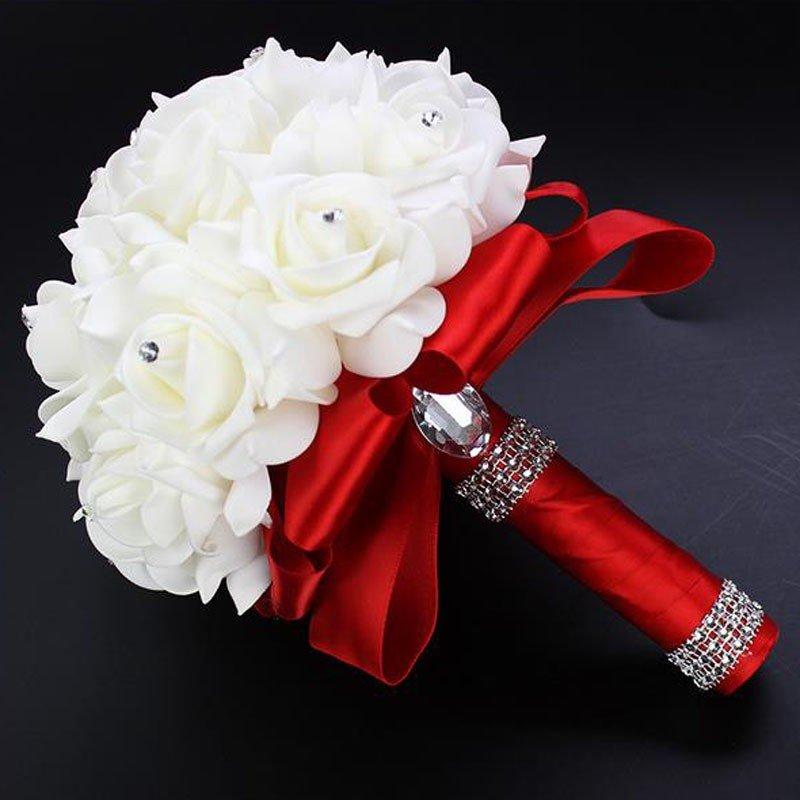 Букет цветов для невесты 2017