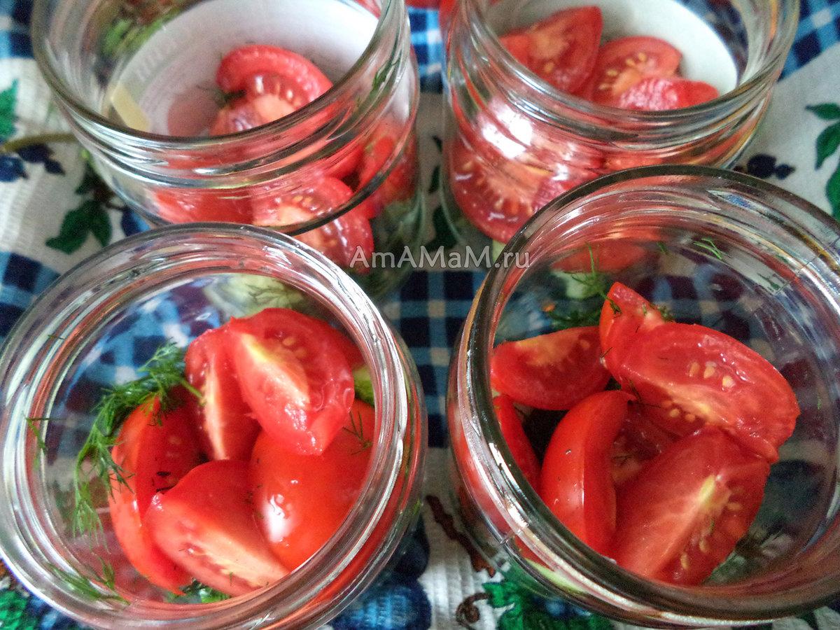 Огурцы помидоры салат на зиму рецепт пошагово