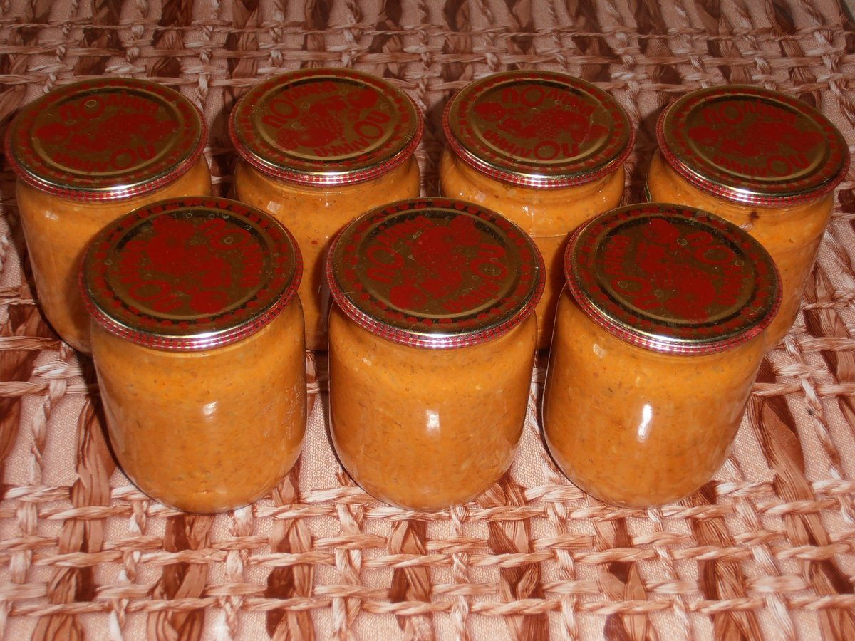 Вкусные рецепты кабачковой икры на зиму пошагово