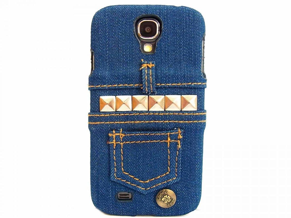 Чехол для мобильного телефона своими руками из джинса 33