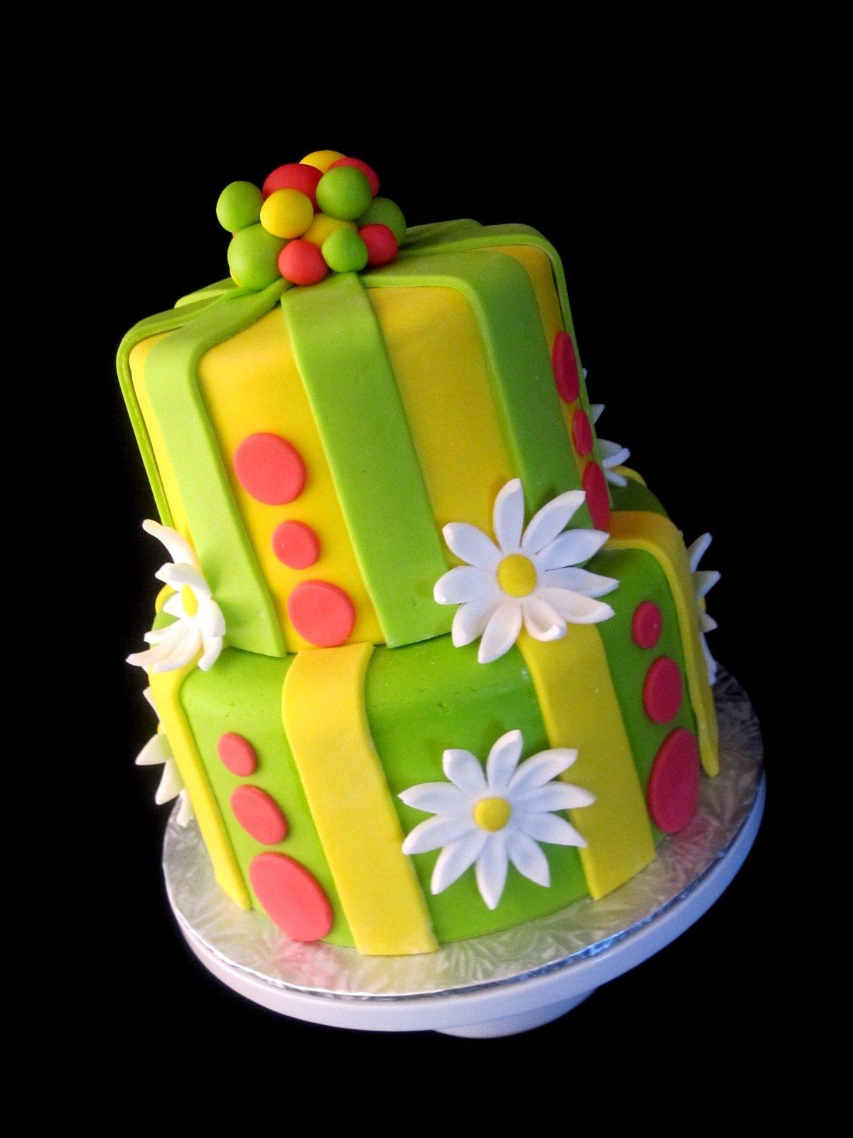 Самые красивые торты с мастикой детям фото
