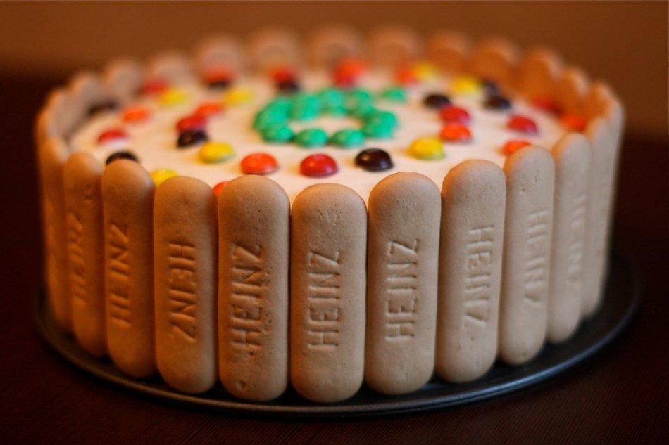 Торт на 1 день рождения ребенка своими руками фото 86