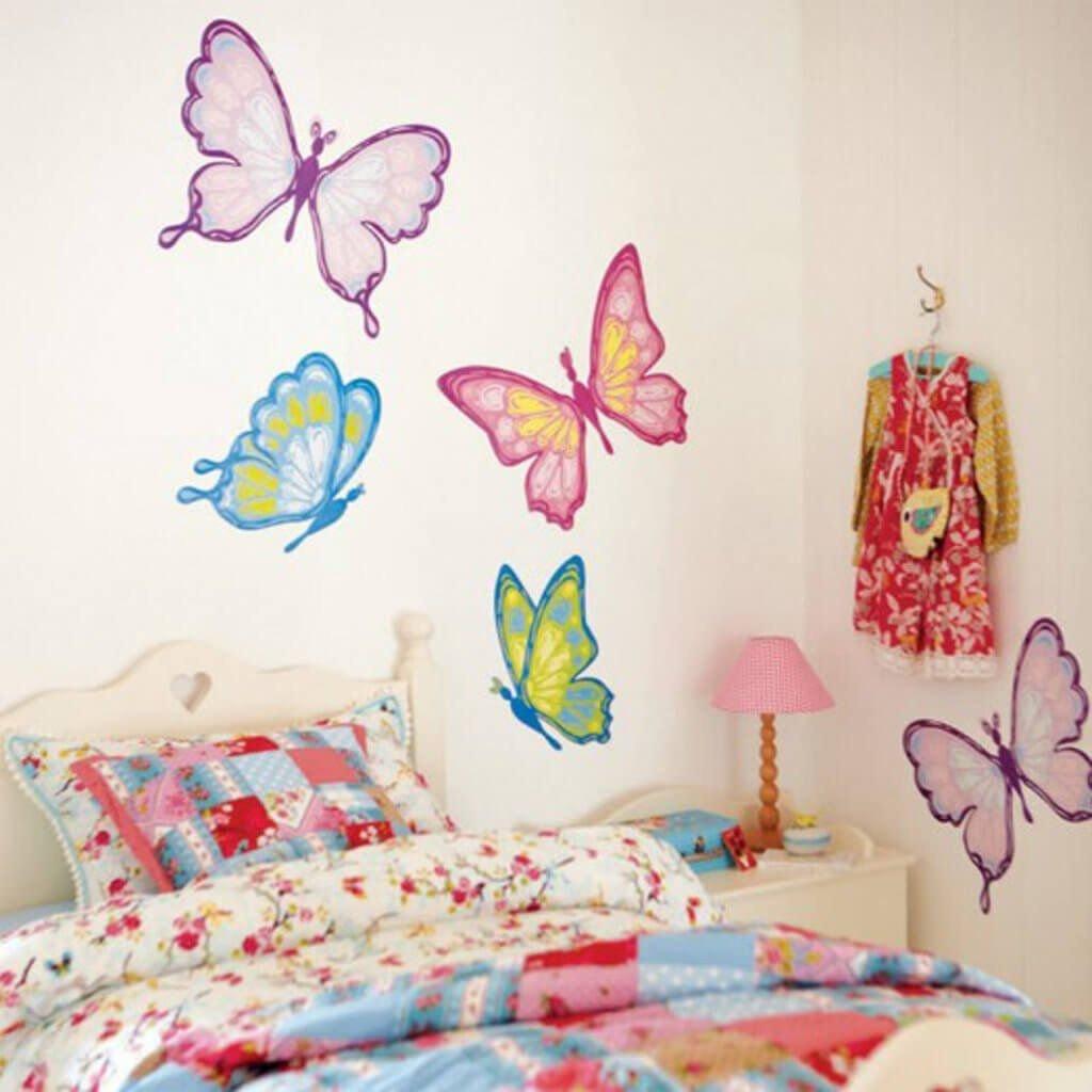 Как украсить свою комнату своими руками фото