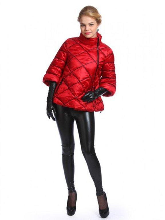 Женская куртка осенняя своими руками 103