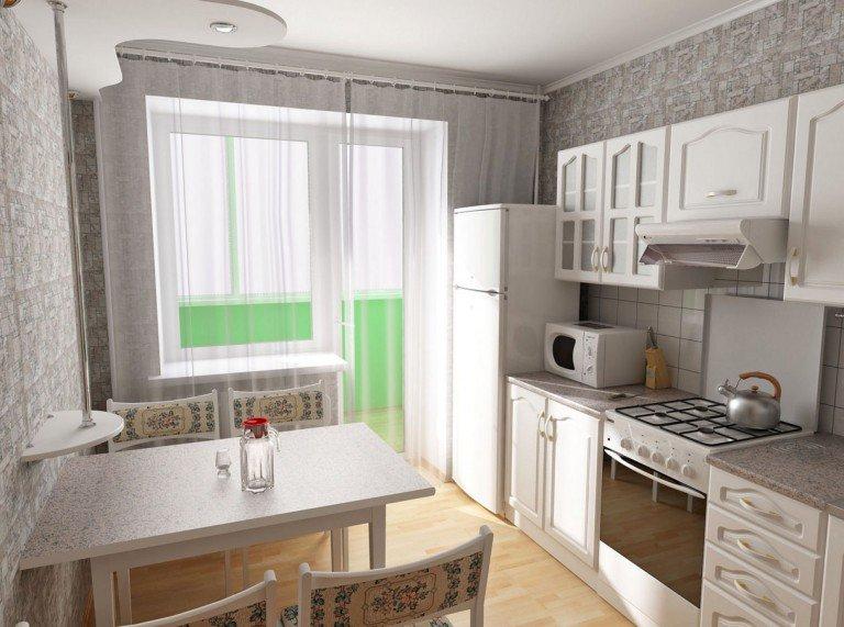 Ремонт кухни 8 квм фото своими руками фото 45