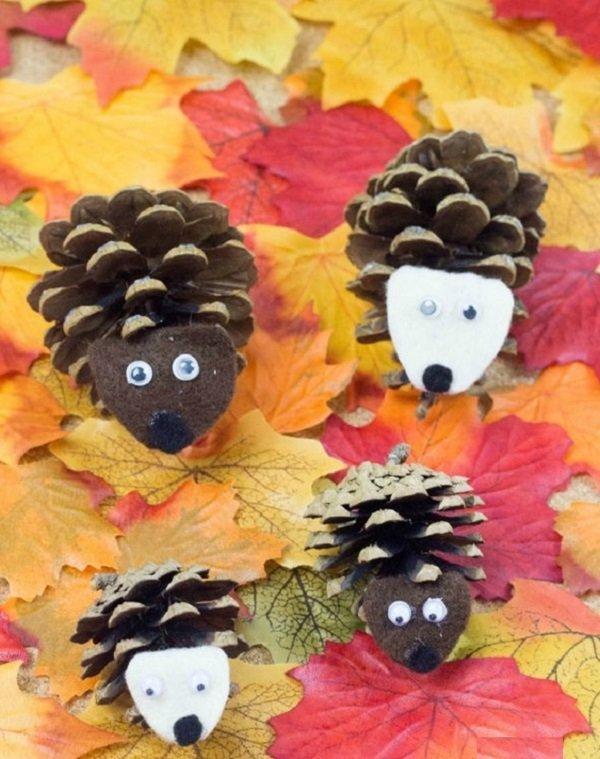 Осенние поделки своими руками 4 класс