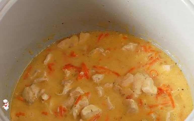 Подлива из куриного филе рецепты в мультиварке с фото