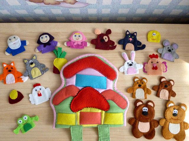 Поделка на тему игрушка