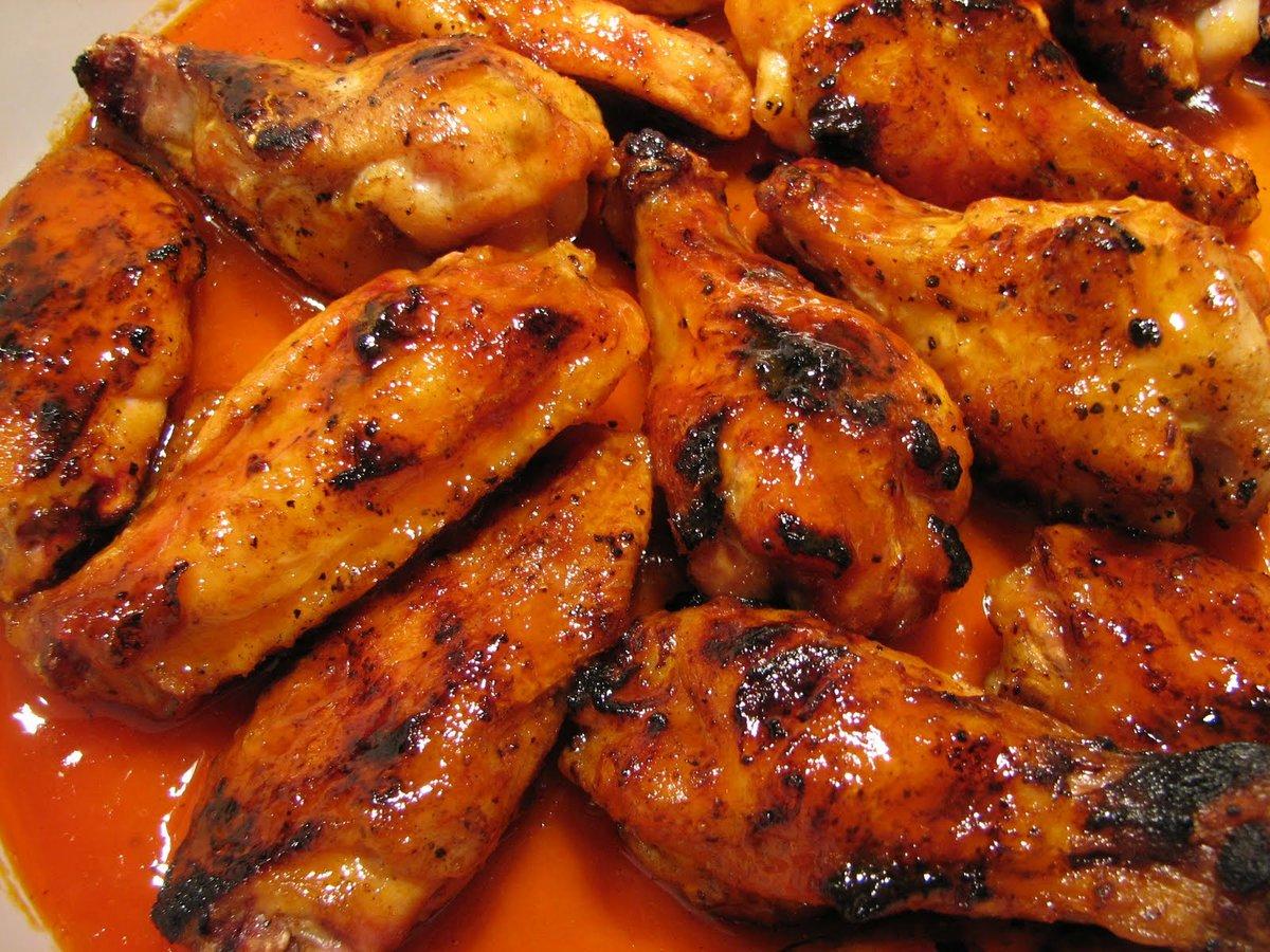 Вкусные крылышки в духовке рецепт пошагово