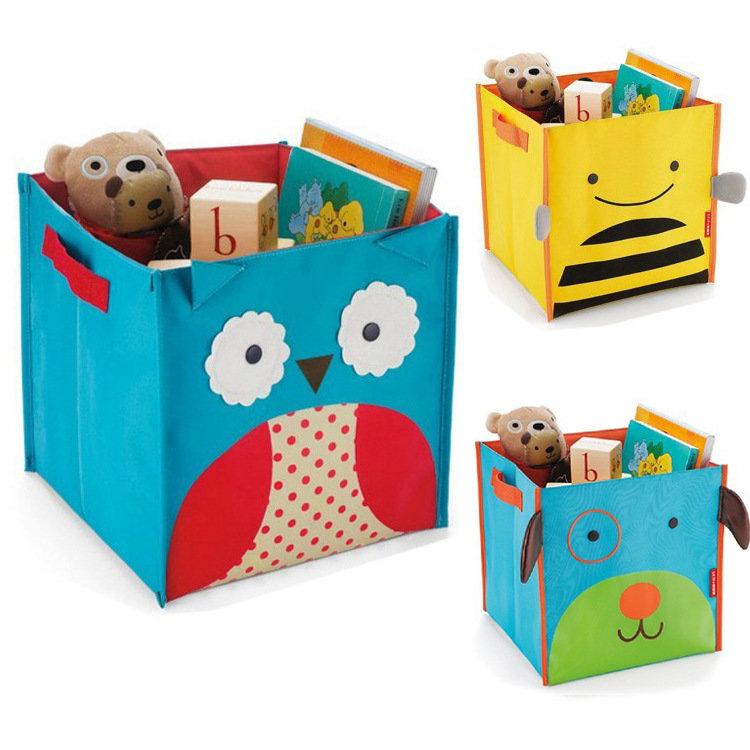 Ящики для хранения детских игрушек своими руками 29
