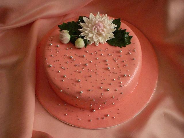 Бусинки на торт как сделать 999