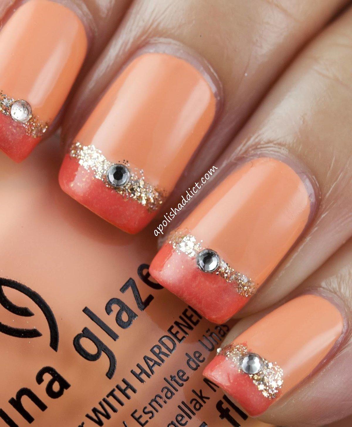 Маникюр на короткие ногти нежные цвета