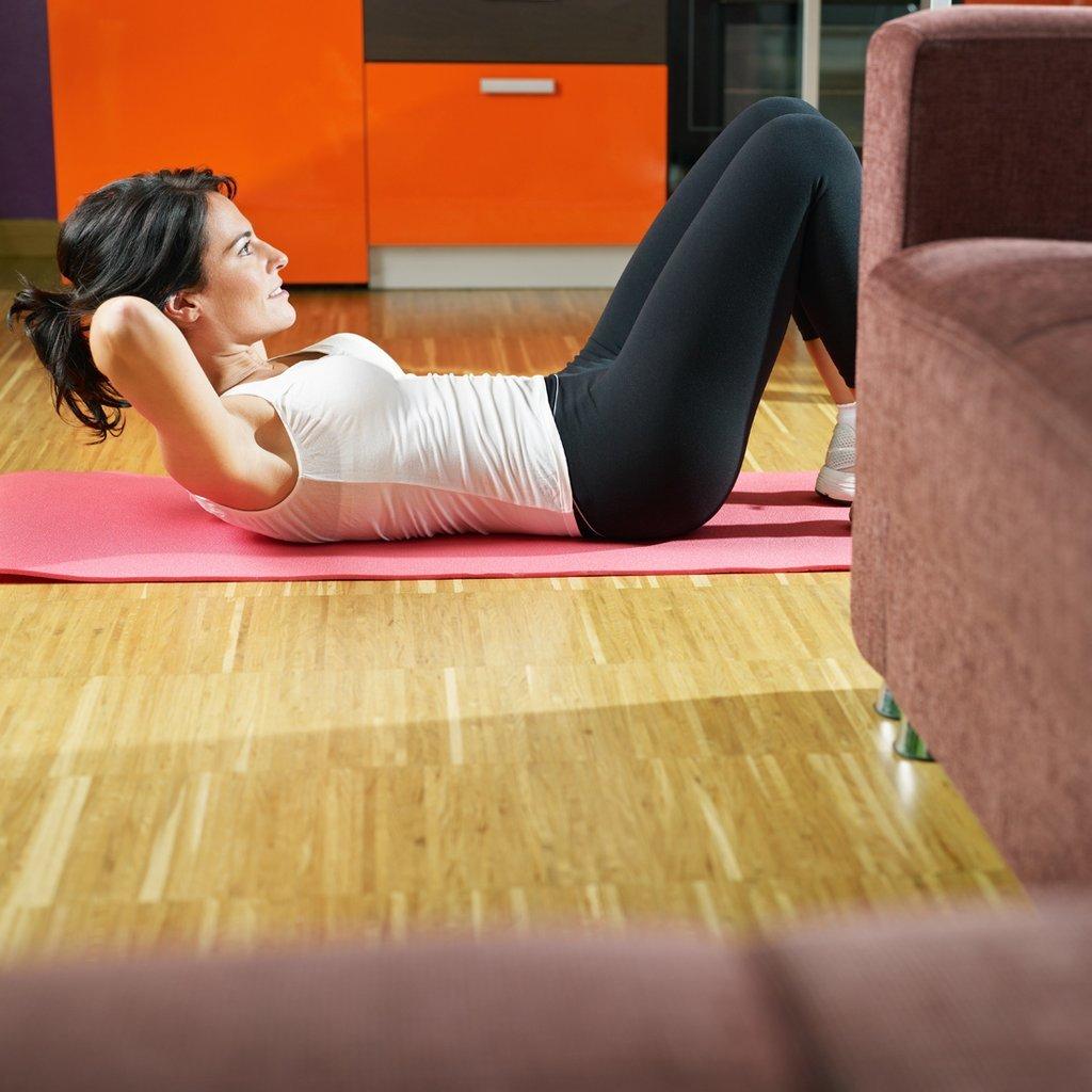 Как правильно заниматься спортом в домашних условиях 24