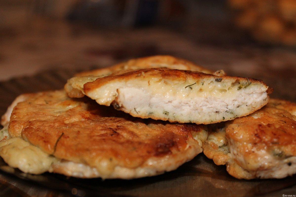 Филе курицы в кляре с сыром рецепт с фото пошагово в