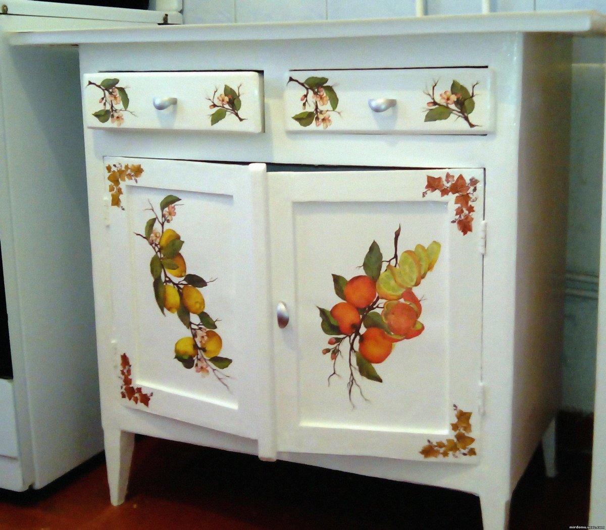 Идеи реставрации старой мебели своими руками