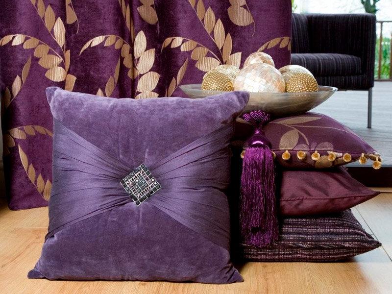 Как сшить подушку на диван своими 670