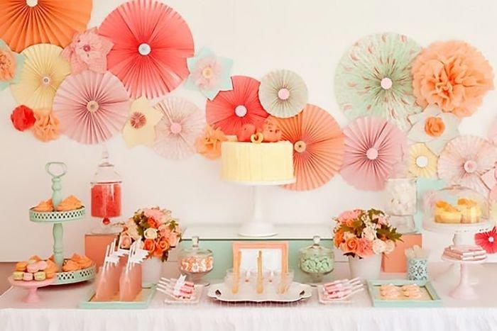Украсить комнату на день рождения взрослого своими руками