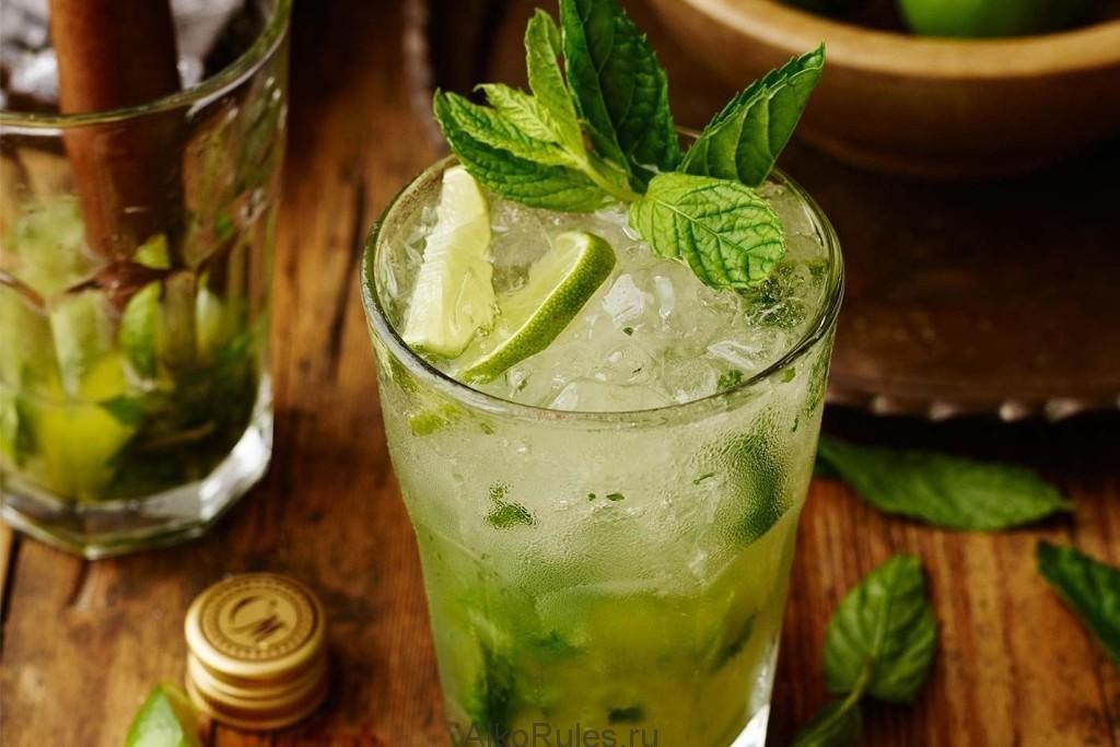 Как сделать безалкогольный коктейль мохито 125