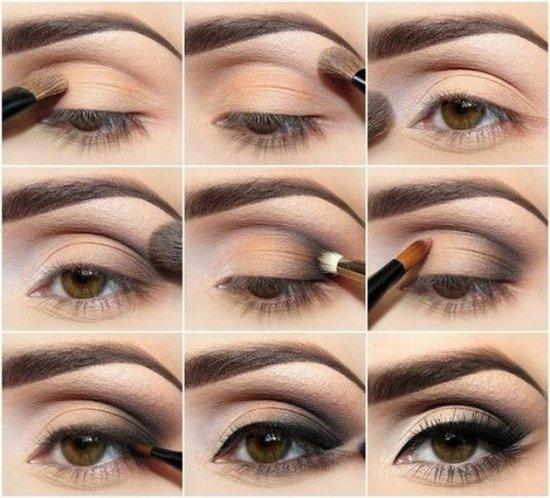 Уроки макияжа фото
