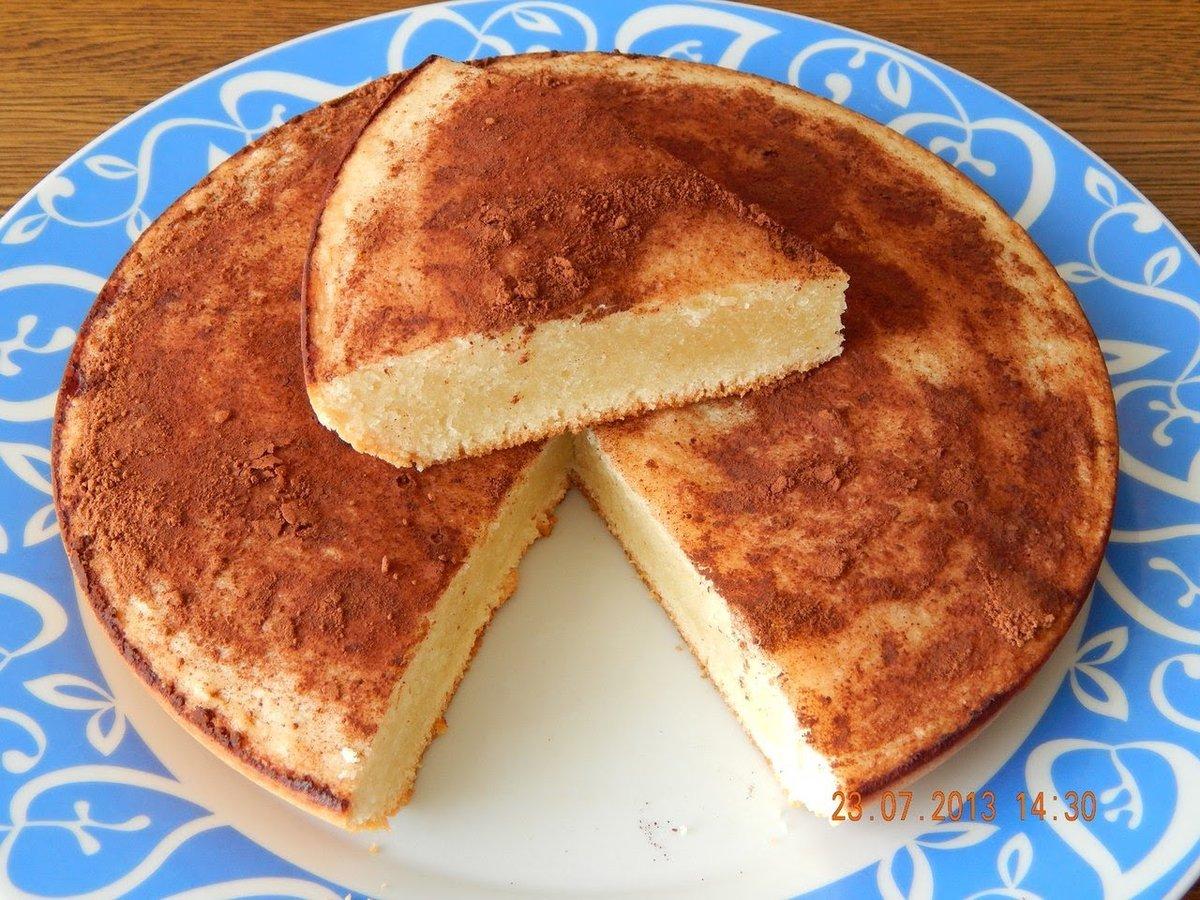 Пирог в мультиварке на воде рецепты