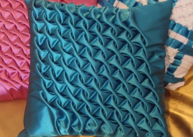 Подушка буфами мастер класс видео