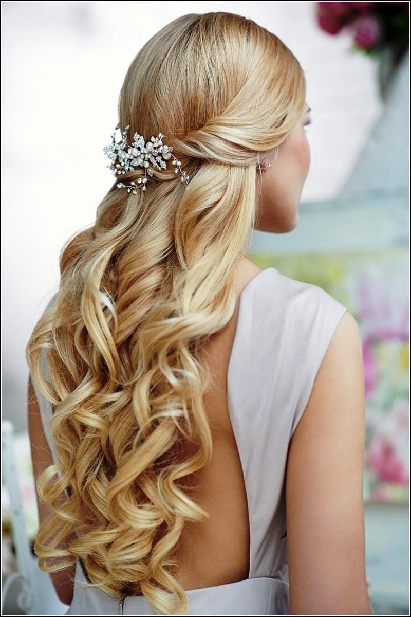 Фото причёсок на длинные волосы для девушки