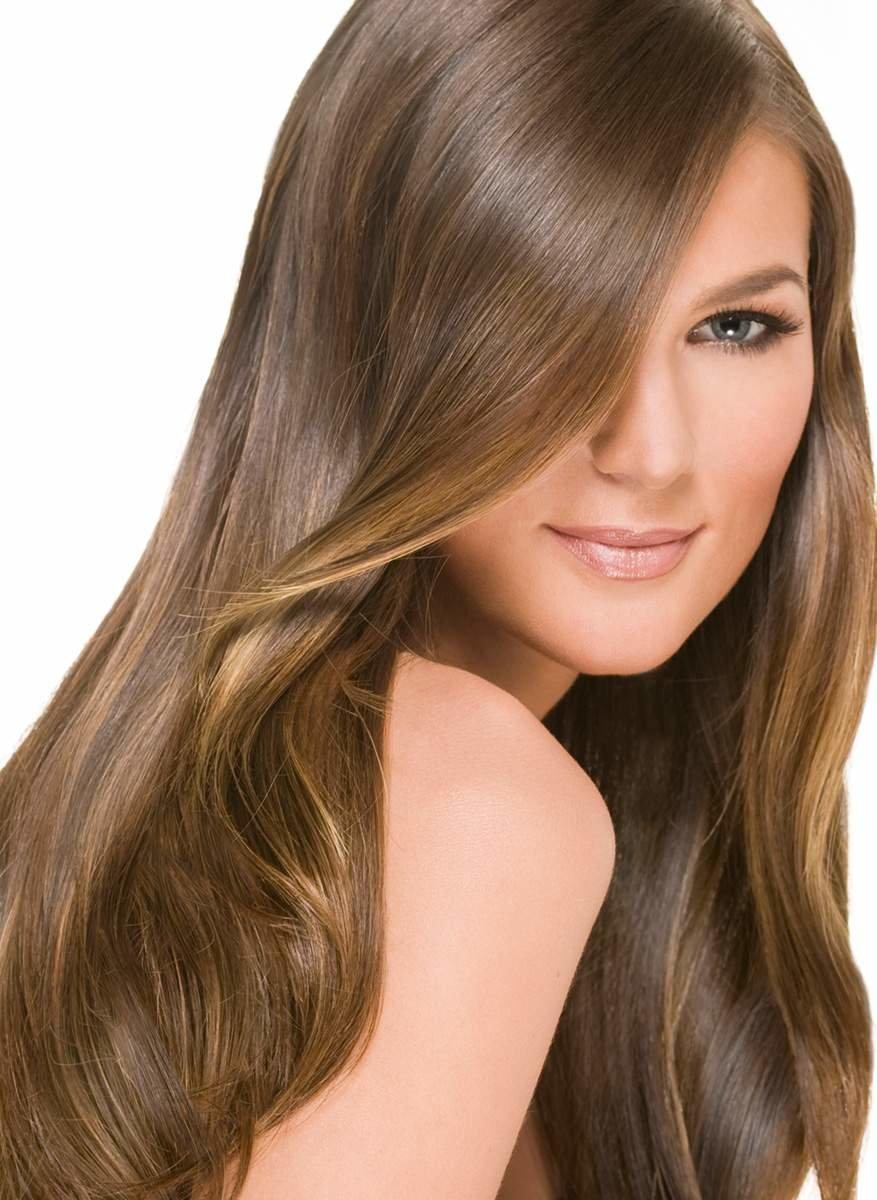 Оттенки темных цветов волос