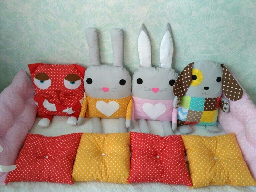 Идеи для шитья игрушек своими руками 11