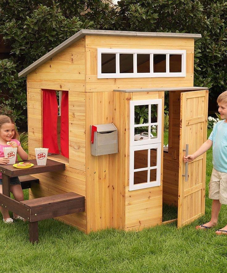 Фото домиков для детей своими руками 66